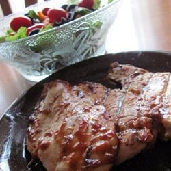 Saucy Cajun Chicken Breasts