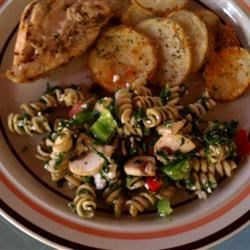 Greek Pasta Salad II Recipe