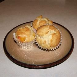Photo of Peach Muffins by Mrs.  Alton Michelson