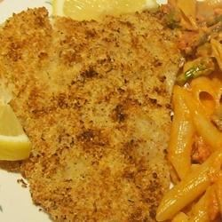 Fish With a Side of Pasta