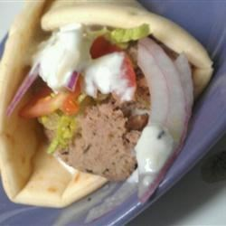 Cucumber Gyro Sauce Recipe