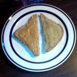 Pre Assembled Peanut Butter Applesauce Sandwich