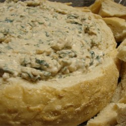 Best Spinach Dip Ever Recipe
