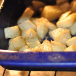 Butter Potatoes Recipe
