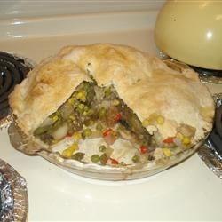 Vegetarian Pot Pie
