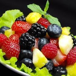 Berry Fruit Salad Recipe