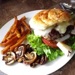 Photo of Aaron's Missouri Burger by aaron cindi