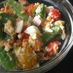 Photo of Sugar Snap Pea Salad II by Bethany L. Firem
