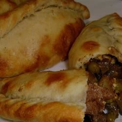 Bolivian Saltenas Recipe