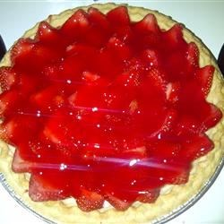 my strawberry pie
