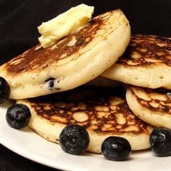 Photo of Blueberry Pancakes by sal