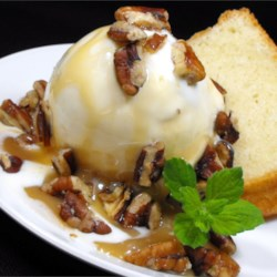 Praline Sundae Topping Recipe