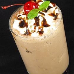 Chocolate Buzz Milkshake Recipe