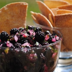 Raspberry Salsa Recipe