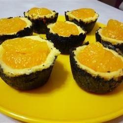 Choco Cup Orange Cheesecake