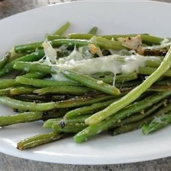 Garlic Wine String Beans Recipe