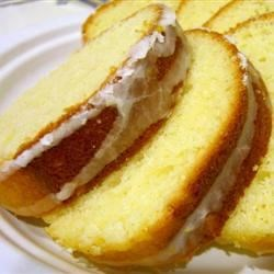Country Pound Cake Recipe