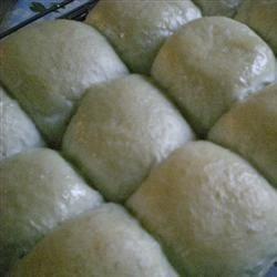 yummy buns for a yummy smoked pork roast