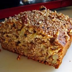 Image of Apple Bread, AllRecipes