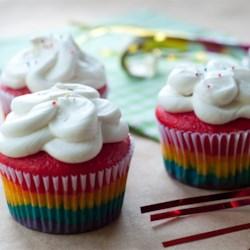 rainbow clown cake recipe photos