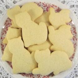 State Fair Butter Cookies