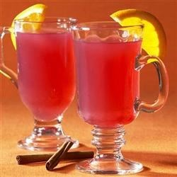 Photo of Pineapple Cranberry Punch by Paula Zsiray