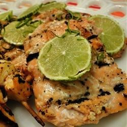 Margarita Salmon