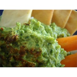 Avocado and Edamame Dip Recipe