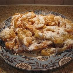 Funnel Cakes Recipe