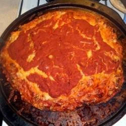 Greg's Taco Pizza Recipe