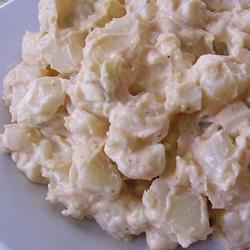 Barbeque Potato Salad Recipe