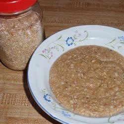 Gluten-Free Hot Breakfast Cereal