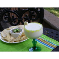 Frozen Banana Margaritas Recipe