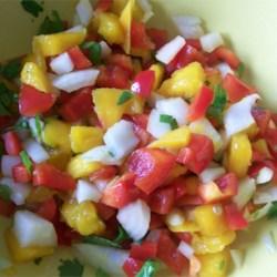 Mango Summer Salsa