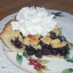 My Grandmother's Best Berry Pie