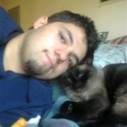 Goten and I