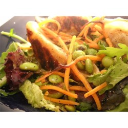 Photo of Pot Sticker Salad by Kelly Yu