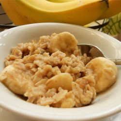 Good-Morning Banana Nut Cereal