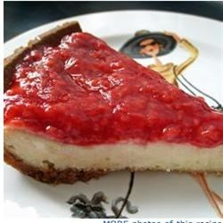 Cheesecake is not cheesecake without the proper sauce