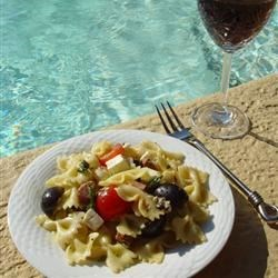 Photo of Pool Party Pasta Salad by Stacey Hiles Thune