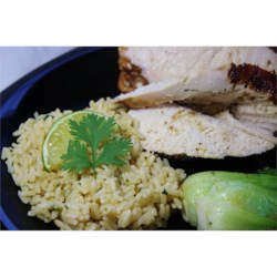 Cilantro-Lime Rice Recipe