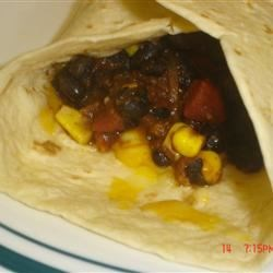 Quick Brownbag Burritos Recipe