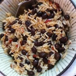 Rice with Black Beans Recipe