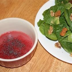 Speedy Raspberry Dressing Recipe