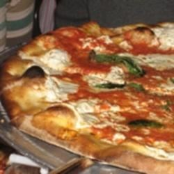 Brick-Oven Pizza (Brooklyn Style)