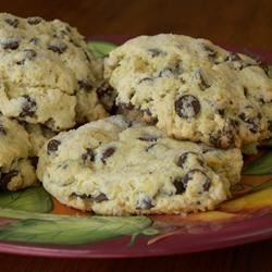 Photo of English Royalty Chocolate Chip Scones by MARBALET