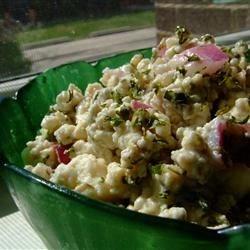 Gorgonzola-Garlic Dip Recipe