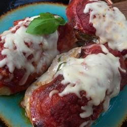 amazing pizza pork chops photos
