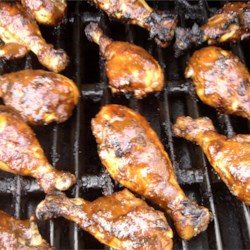 Chipotle Chicken on the Grill