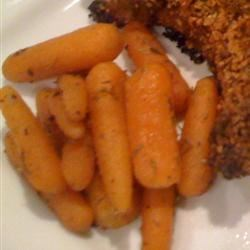 Carrots with Cognac Recipe